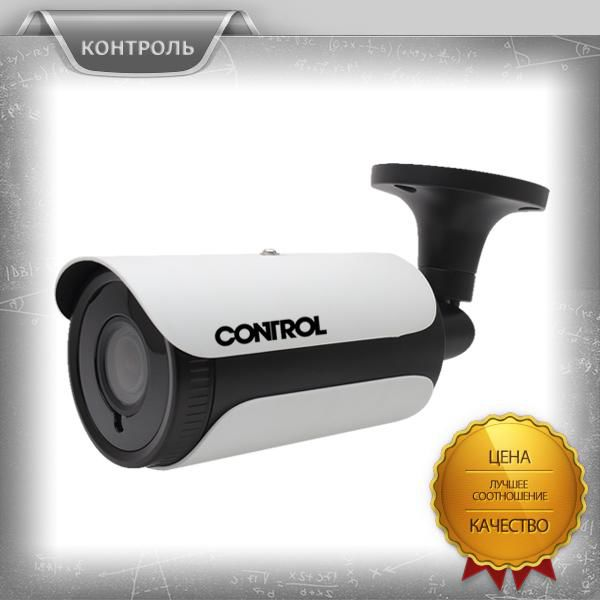 Камера видеонаблюдения КОНТРОЛЬ CSB-2IPSBIR40F2812